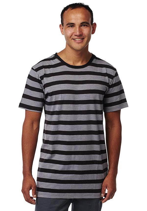 Light Tull - T-Shirt für Herren - Schwarz