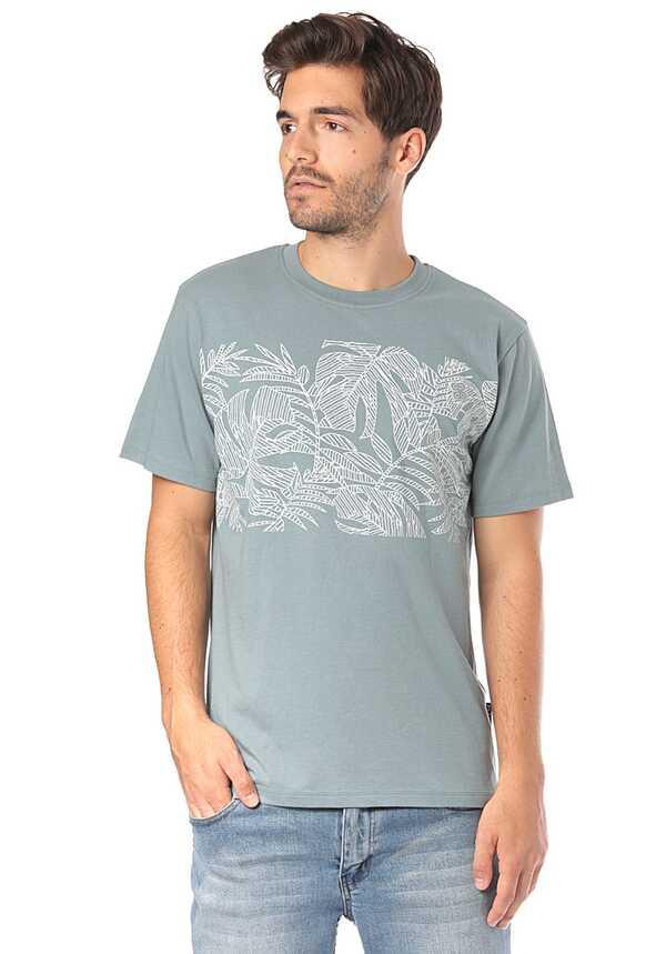 PLANET SPORTS Leaves - T-Shirt für Herren - Grün