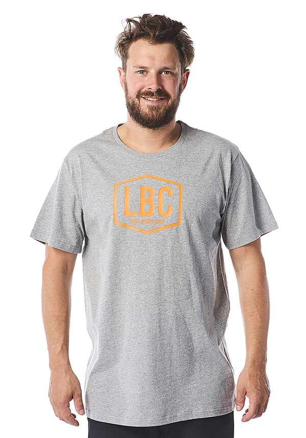 Light Pin - T-Shirt für Herren - Grau