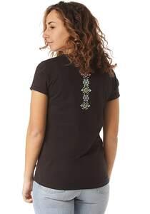 Lakeville Mountain Merka - T-Shirt für Damen - Schwarz