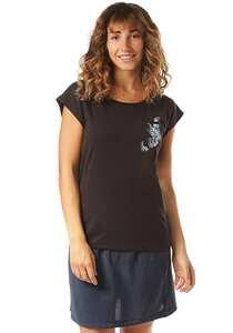 Lakeville Mountain Nyon - T-Shirt für Damen - Schwarz
