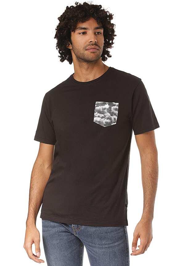 Lakeville Mountain Queba - T-Shirt für Herren - Schwarz