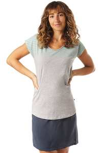 Lakeville Mountain Nola - T-Shirt für Damen - Grau