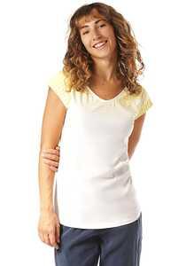 Lakeville Mountain Nola - T-Shirt für Damen - Weiß