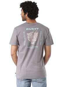 Rusty Turf War - T-Shirt für Herren - Grau