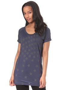 Zimtstern Zky - T-Shirt für Damen - Blau