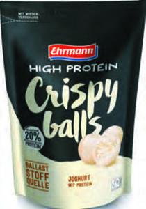 Ehrmann High Protein Crispy Balls