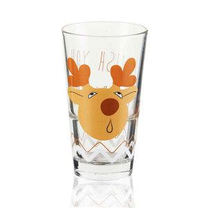"""Leonardo Weihnachtsbecher 315 ml """"Elch"""""""