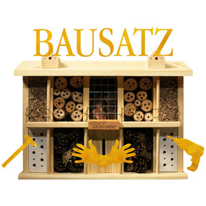 "Insektenhotel """"Landsitz Superior"""" Bausatz, dobar"