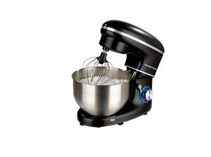 GOURMETmaxx Küchenmaschine 1500 W schwarz