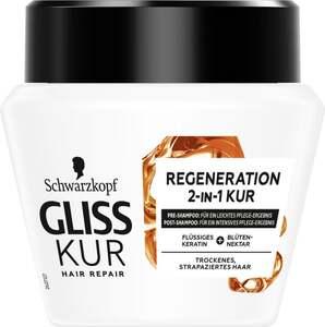 Schwarzkopf Gliss Kur Regeneration 2-in-1 Kur