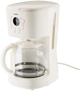 IDEENWELT Kaffeemaschine mit Timer