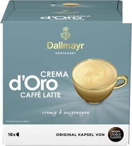 """Nescafé Kapseln """"Crema d Oro Caffé Latte"""""""