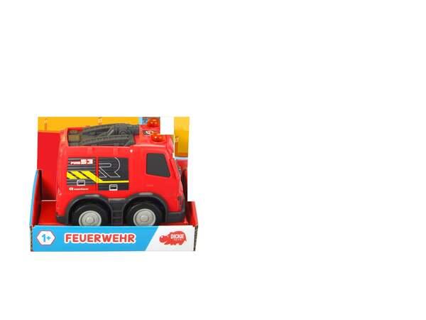Dickie Toys Was ist Was- Feuerwehr Fahrzeug