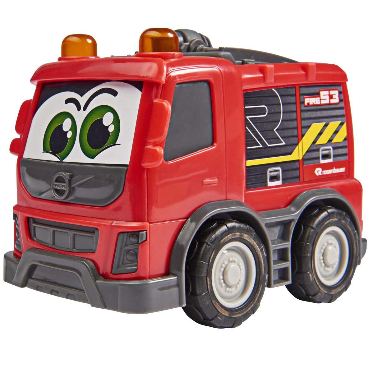 Bild 2 von Dickie Toys Was ist Was- Feuerwehr Fahrzeug