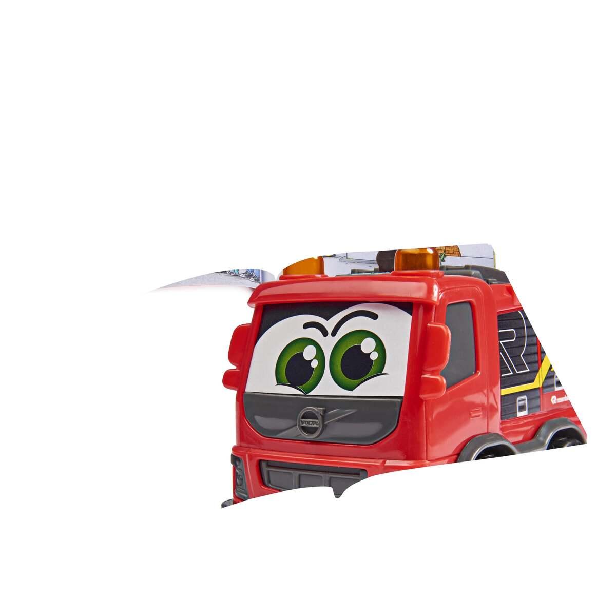 Bild 3 von Dickie Toys Was ist Was- Feuerwehr Fahrzeug