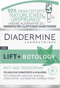 Diadermine Lift + Botology Anti-Age Tagescreme