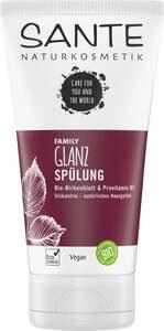 Sante Family Glanz Spülung Bio-Birkenblatt und Provitamin B5