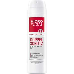 Hidrofugal Doppel Schutz Anti-Transpirant Spray