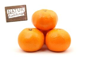 NATUR Lieblinge Mandarinen, kernlos