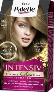 Poly Palette Intensiv Creme Coloration 500 Dunkelblond