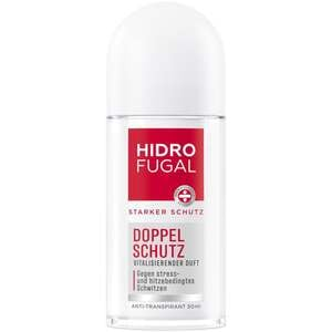 Hidrofugal Doppel Schutz Anti-Transpirant Roll-on