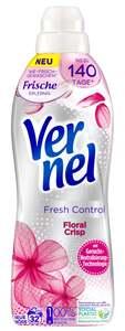 Vernel Weichspülerkonzentrat Fresh Control Floral Crisp 32 WL