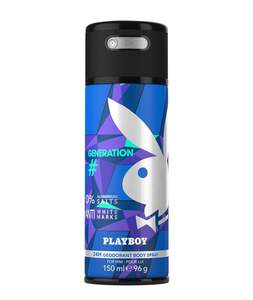 Playboy Generation # Deodorant Body Spray