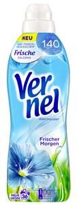 Vernel Weichspülerkonzentrat Frischer Morgen 36 WL