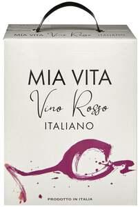 MIA VITA Vino Rosso Italiano