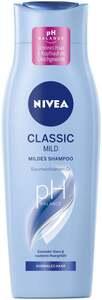 NIVEA mildes Shampoo Classic mild