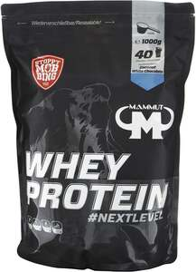 MAMMUT Whey Protein Coconut White Chocolate