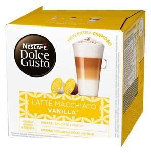 """Nescafé Dolce Gusto Kapseln """"Latte Macchiato Vanilla"""""""