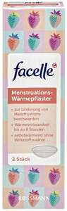 facelle Menstruations-Wärmepflaster