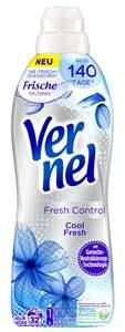 Vernel Weichspülerkonzentrat Fresh Control Cool Fresh 32 WL