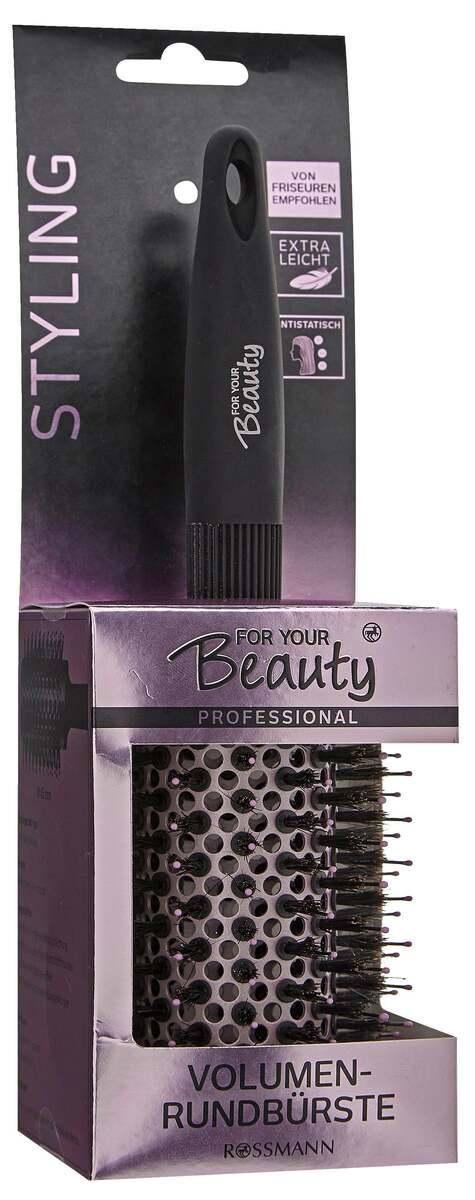 Bild 1 von for your Beauty FOR YOUR BEAUTY VOLUMEN-RUNDBÜRSTE BRASILIEN 45MM