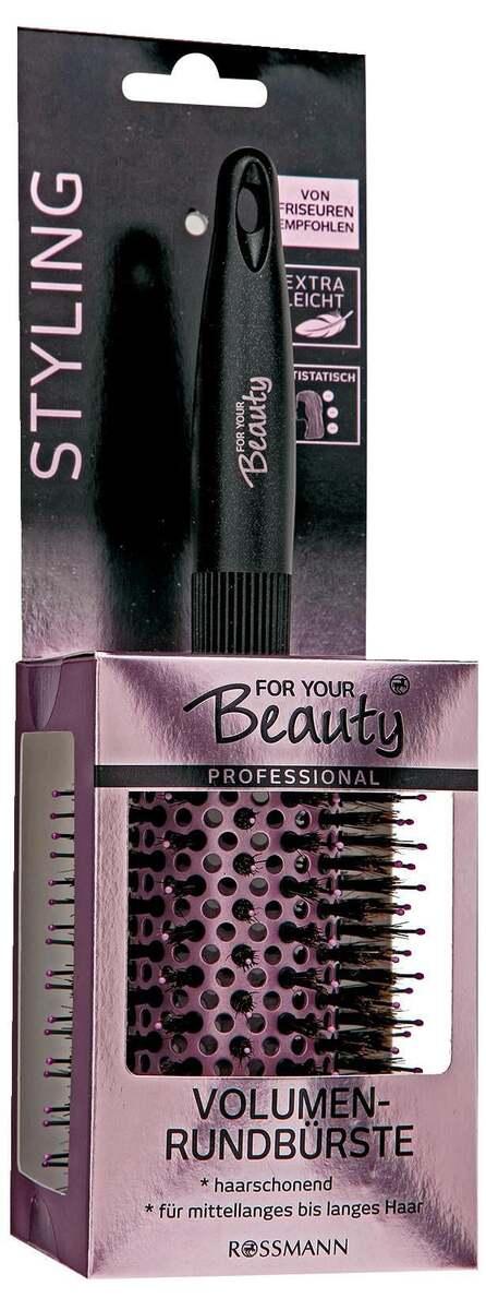Bild 2 von for your Beauty FOR YOUR BEAUTY VOLUMEN-RUNDBÜRSTE BRASILIEN 45MM