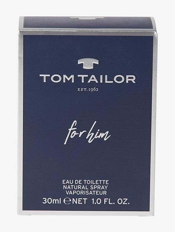 Tom Tailor for him EdT, 30ml