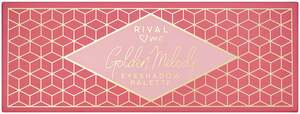 RIVAL loves me Golden Melody Eyeshadow Palette