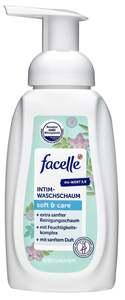 facelle soft & care Intim-Waschschaum