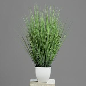 Isolepsisgras - Kunstpflanze - im Topf - 60 cm