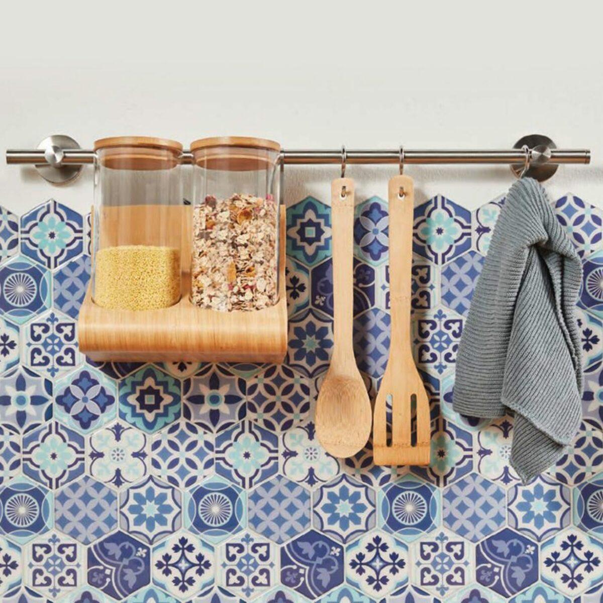 Bild 2 von HOME CREATION     Modulare Küchenreling