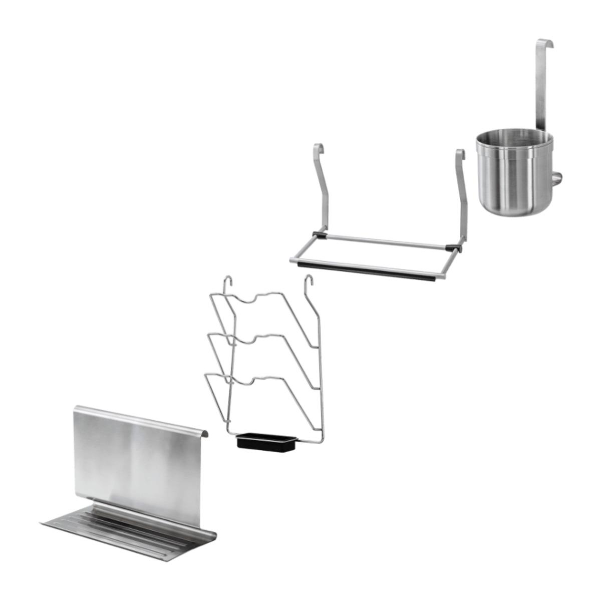 Bild 1 von HOME CREATION     Küchenreling-Halter / -Behälter