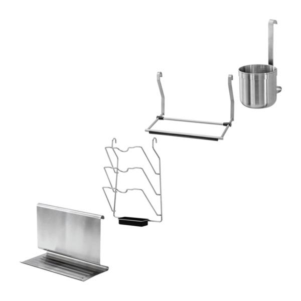 HOME CREATION     Küchenreling-Halter / -Behälter