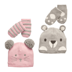 POCOPIANO     Mütze und Handschuhe