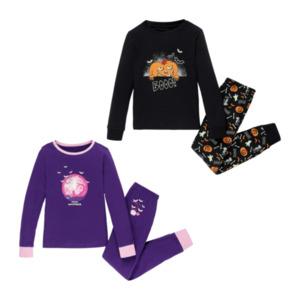 POCOPIANO     Halloween-Pyjama, Glow in the Dark
