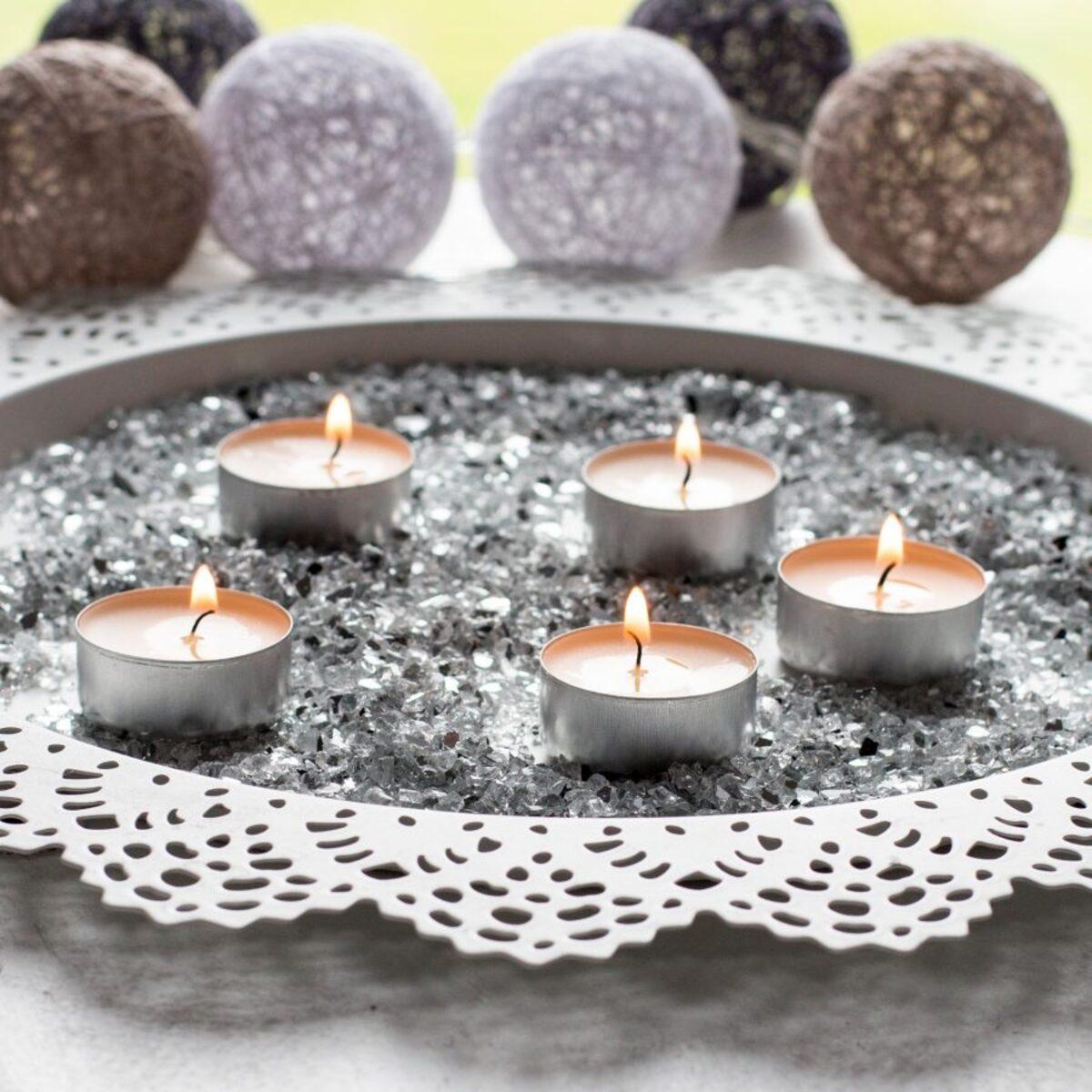 Bild 2 von LIVING ART     Teelichte