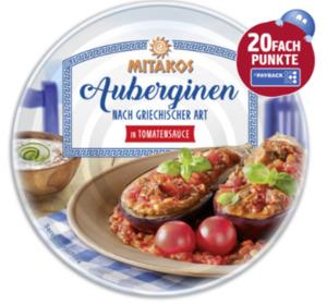 MITAKOS Auberginen oder Grüne Bohnen