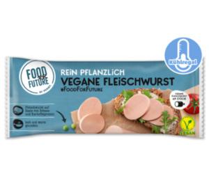 FOOD FOR FUTURE Vegane Fleischwurst