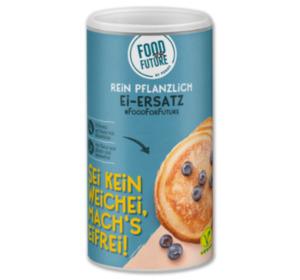 FOOD FOR FUTURE Ei-Ersatz Pulver